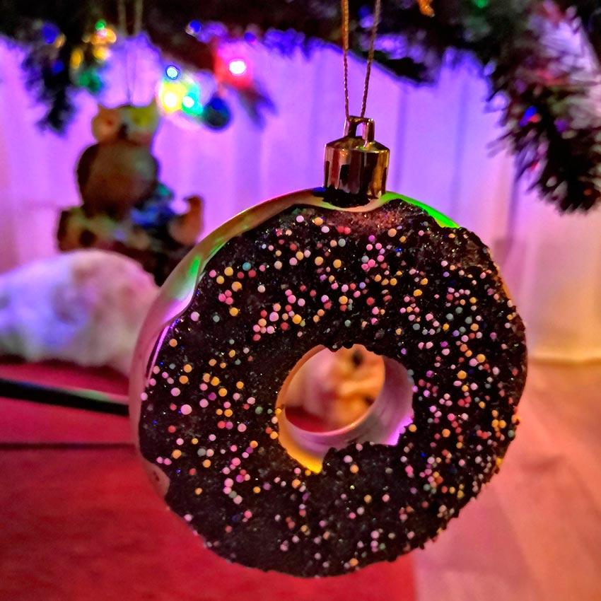кот и новогодняя елка смешные фото 38