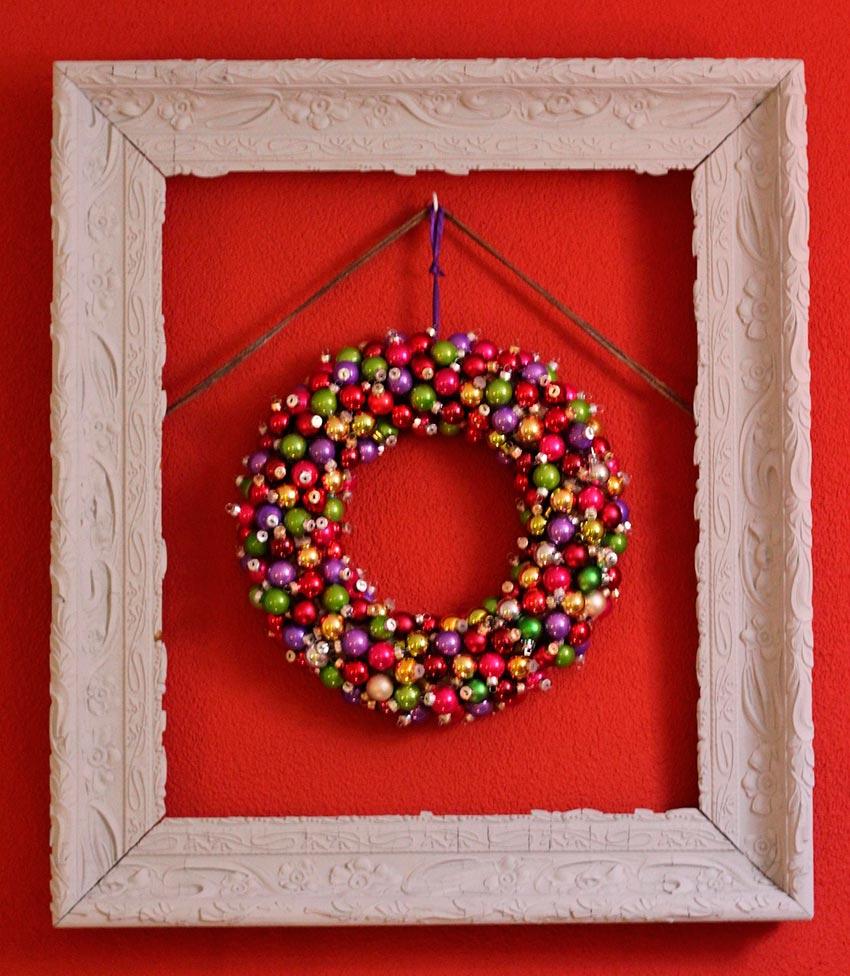 Рождественские венки фото своими руками 9