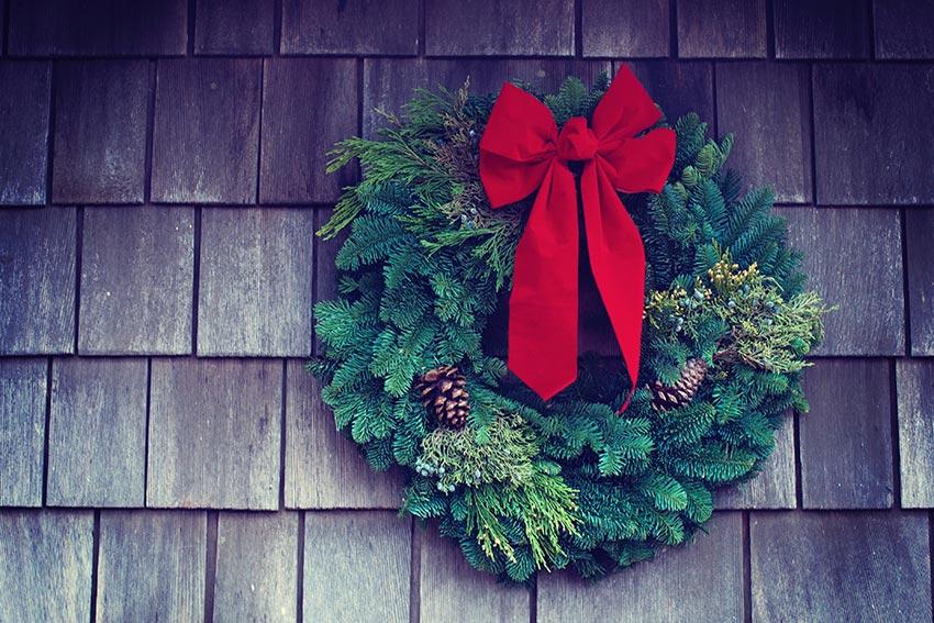 Рождественские венки история возникновения 35