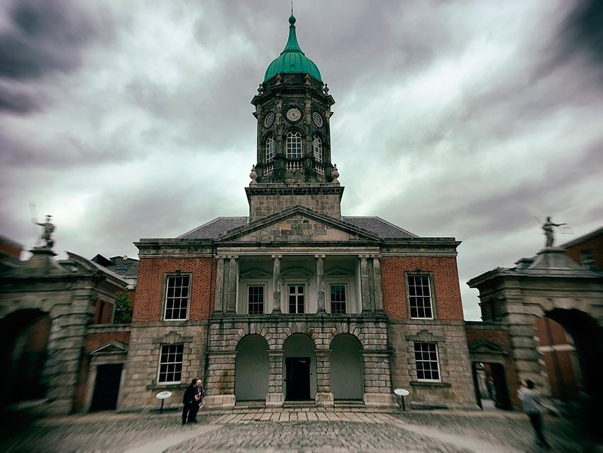 Дублинский замок Ирландия 14
