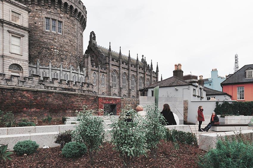 Дублинский замок Ирландия 28