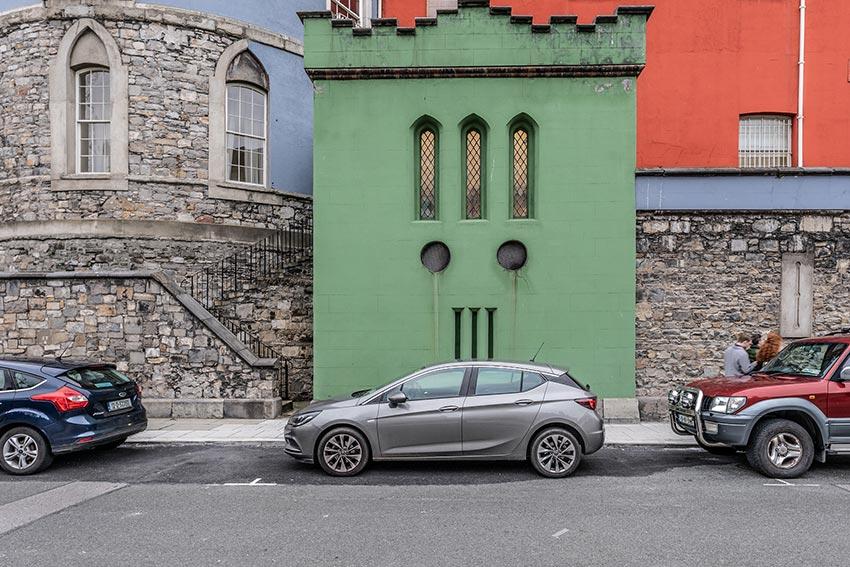 Дублинский замок Ирландия 29